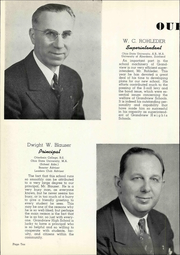 Grandview Heights High School - Highlander Yearbook (Columbus, OH) online yearbook collection, 1946 Edition, Page 16