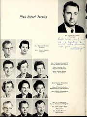Grantham High School - Grannawayne Yearbook (Grantham, NC) online yearbook collection, 1958 Edition, Page 12 of 100