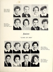 Grantham High School - Grannawayne Yearbook (Grantham, NC) online yearbook collection, 1958 Edition, Page 45