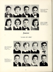 Grantham High School - Grannawayne Yearbook (Grantham, NC) online yearbook collection, 1958 Edition, Page 46 of 100
