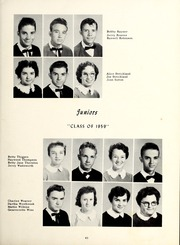 Grantham High School - Grannawayne Yearbook (Grantham, NC) online yearbook collection, 1958 Edition, Page 47 of 100