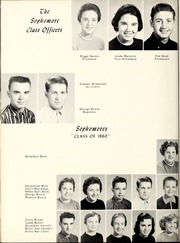 Grantham High School - Grannawayne Yearbook (Grantham, NC) online yearbook collection, 1958 Edition, Page 48