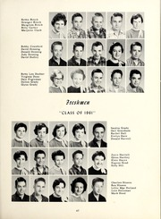 Grantham High School - Grannawayne Yearbook (Grantham, NC) online yearbook collection, 1958 Edition, Page 51