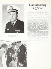 Gray (DE 1054) - Naval Cruise Book online yearbook collection, 1973 Edition, Page 8