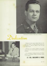 Greenbrier Military School - Yearbook (Lewisburg, WV) online yearbook collection, 1955 Edition, Page 13