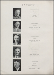 Greenfield High School - Camaraderie Yearbook (Greenfield, IN) online yearbook collection, 1941 Edition, Page 12