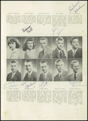 Greenfield High School - Camaraderie Yearbook (Greenfield, IN) online yearbook collection, 1948 Edition, Page 17