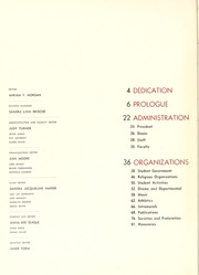 Greensboro College - Echo Yearbook (Greensboro, NC) online yearbook collection, 1965 Edition, Page 6