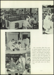 Greenville High School - Graduate Yearbook (Greenville, IL) online yearbook collection, 1954 Edition, Page 16