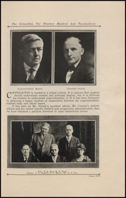 Grinnell High School - Grinnellian Yearbook (Grinnell, IA) online yearbook collection, 1927 Edition, Page 9 of 106