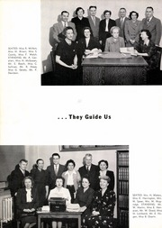 Grover Cleveland High School - Clevelander Yearbook (Buffalo, NY) online yearbook collection, 1950 Edition, Page 12