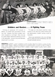 Grover Cleveland High School - Clevelander Yearbook (Buffalo, NY) online yearbook collection, 1950 Edition, Page 51