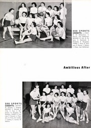 Grover Cleveland High School - Clevelander Yearbook (Buffalo, NY) online yearbook collection, 1950 Edition, Page 58