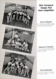 Grover Cleveland High School - Clevelander Yearbook (Buffalo, NY) online yearbook collection, 1950 Edition, Page 60