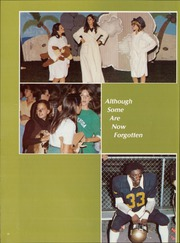 H B Plant High School - Panther Yearbook (Tampa, FL) online yearbook collection, 1981 Edition, Page 14 of 358
