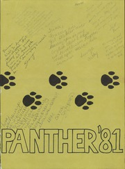 H B Plant High School - Panther Yearbook (Tampa, FL) online yearbook collection, 1981 Edition, Page 3