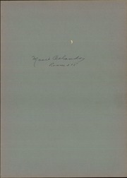Haddon Heights High School - Garneteer Yearbook (Haddon Heights, NJ) online yearbook collection, 1936 Edition, Page 3