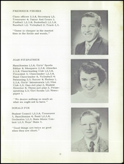 Hamilton Central High School - Hamiltonian Yearbook (Hamilton, NY) online yearbook collection, 1950 Edition, Page 13 of 76