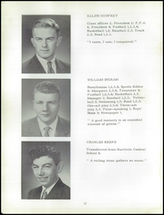 Hamilton Central High School - Hamiltonian Yearbook (Hamilton, NY) online yearbook collection, 1950 Edition, Page 14