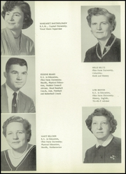 Hamilton Township High School - Hamiltonian Yearbook (Columbus, OH) online yearbook collection, 1956 Edition, Page 10