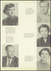 Hamilton Township High School - Hamiltonian Yearbook (Columbus, OH) online yearbook collection, 1956 Edition, Page 11 of 116