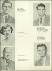 Hamilton Township High School - Hamiltonian Yearbook (Columbus, OH) online yearbook collection, 1956 Edition, Page 12