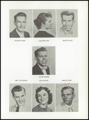 Hamilton Union High School - Tomahawk Yearbook (Hamilton City, CA) online yearbook collection, 1956 Edition, Page 17