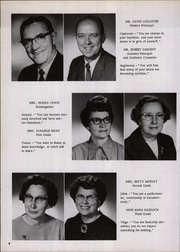 Page 12, 1971 Edition, Hammond Central School - Spotlight Yearbook (Hammond, NY) online yearbook collection