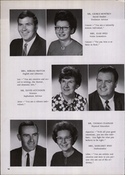Page 14, 1971 Edition, Hammond Central School - Spotlight Yearbook (Hammond, NY) online yearbook collection