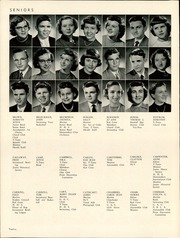 Hammond High School - Dunes Yearbook (Hammond, IN) online yearbook collection, 1952 Edition, Page 16