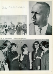 Hampton University - Hamptonian Yearbook (Hampton, VA) online yearbook collection, 1965 Edition, Page 11