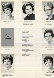 Hanceville High School - Enhancer Yearbook (Hanceville, AL) online yearbook collection, 1958 Edition, Page 14 of 178