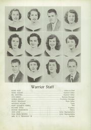 Happy Valley High School - Warrior Yearbook (Elizabethton, TN) online yearbook collection, 1951 Edition, Page 10