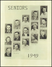 Harlem High School - Meteor Yearbook (Machesney Park, IL) online yearbook collection, 1949 Edition, Page 35