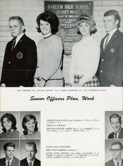 Harlem High School - Meteor Yearbook (Machesney Park, IL) online yearbook collection, 1965 Edition, Page 12