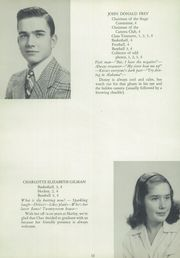 Harley School - Comet Yearbook (Rochester, NY) online yearbook collection, 1947 Edition, Page 16 of 72