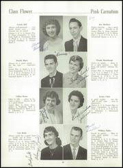 Harmony Area High School - Harmonizer Yearbook (Westover, PA) online yearbook collection, 1959 Edition, Page 18