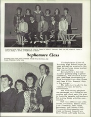 Harmony High School - The Ferguson Yearbook (Harmony, ME) online yearbook collection, 1966 Edition, Page 21