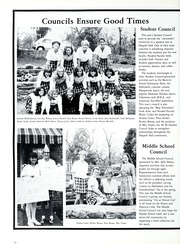 Harpeth Hall School - Milestones / Iris Yearbook (Nashville, TN) online yearbook collection, 1986 Edition, Page 90