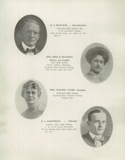 Hart High School - Hartian Yearbook (Hart, MI) online yearbook collection, 1922 Edition, Page 6