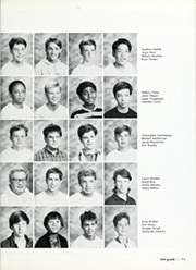 Harvard School - Sentinel Yearbook (North Hollywood, CA) online yearbook collection, 1989 Edition, Page 77