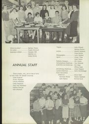 Hauser Junior Senior High School - Jetstream Yearbook (Hope, IN) online yearbook collection, 1959 Edition, Page 6 of 110
