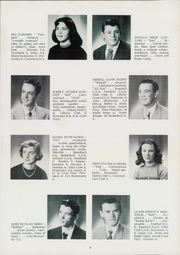 Havre de Grace High School - Susquehannock Yearbook (Havre de Grace, MD) online yearbook collection, 1953 Edition, Page 13
