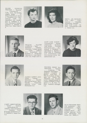 Havre de Grace High School - Susquehannock Yearbook (Havre de Grace, MD) online yearbook collection, 1953 Edition, Page 15