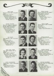 Hayes Center High School - Cardinal Yearbook (Hayes Center, NE) online yearbook collection, 1942 Edition, Page 8