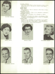 Hayward High School - Ba Ke La Yearbook (Hayward, WI) online yearbook collection, 1955 Edition, Page 16