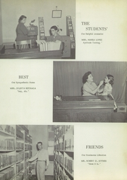 Hebbronville High School - Corral Yearbook (Hebbronville, TX) online yearbook collection, 1958 Edition, Page 17
