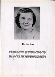 Hebron High School - Seneca Yearbook (Hebron, IN) online yearbook collection, 1951 Edition, Page 7