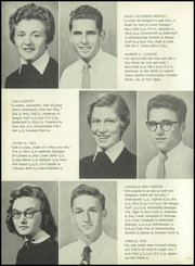 Hemingway High School - Tiger Yearbook (Hemingway, SC) online yearbook collection, 1955 Edition, Page 12 of 76