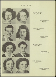 Hemlock High School - Onehda Yearbook (Hemlock, NY) online yearbook collection, 1947 Edition, Page 15 of 80